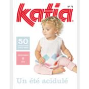 Catalogue Katia Layette 72 été